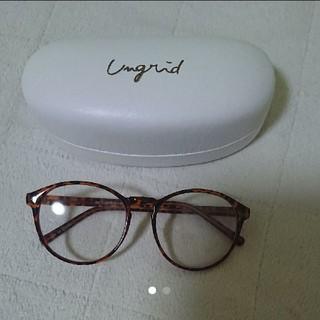 Ungrid - Ungrid べっこう だて眼鏡