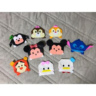 Disney - ツムツム 折り紙