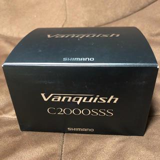 シマノ(SHIMANO)の【未使用】19 ヴァンキッシュ C2000SSS(リール)