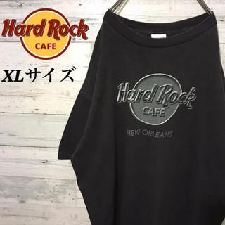 【激レア】ハードロックカフェ☆メキシコ製 ビッグロゴ ビッグサイズ Tシャツ