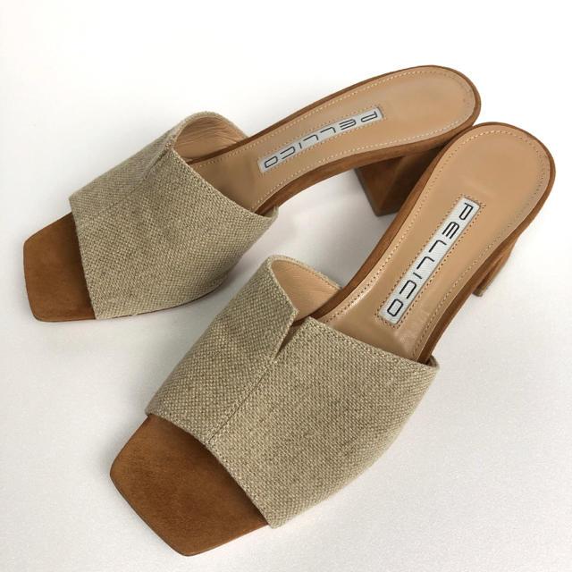 PELLICO(ペリーコ)のくみ様 専用です。 レディースの靴/シューズ(サンダル)の商品写真