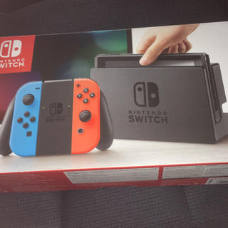 Nintendo Switch - Nintendo Switch Joy-Con ネオンブルー 旧型