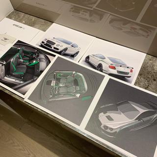Ferrari - ベントレー BENTLEY カタログ GT3