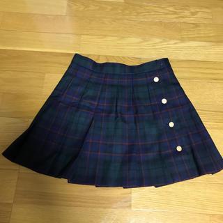 鶴川高等学校 制服 スカート