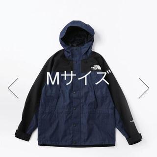 ザノースフェイス(THE NORTH FACE)のMサイズ Mountain Light DENIM Jacket(マウンテンパーカー)