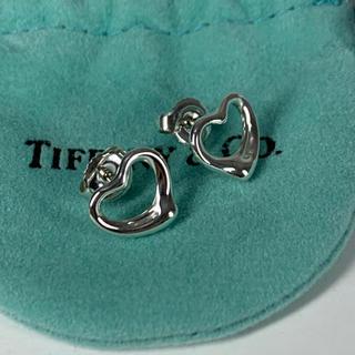 Tiffany & Co. - 【美品】Tiffany ティファニー オープンハート
