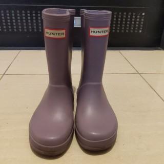 HUNTER - HUNTER レインブーツ 長靴 UK9