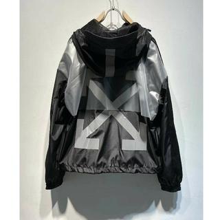 オフホワイト(OFF-WHITE)の日本非売品 OFF-WHITE x MONCLER Jacket ジャケット(マウンテンパーカー)