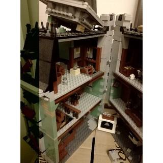 レゴ(Lego)のパーツ取り レゴ ファイターズホーンテッドハウス(キャラクターグッズ)