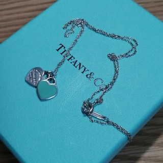 Tiffany & Co. - ティファニー リターントゥネックレス