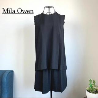 Mila Owen - 【美品】 Mila Owen ミラオーウェン オールインワン