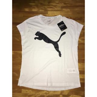 PUMA - PUMA  Tシャツ/白