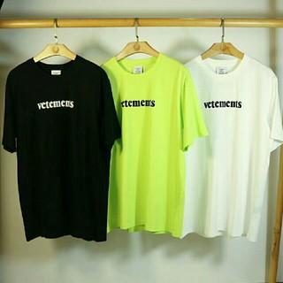 Balenciaga -  [2枚7500円送料込み]  VETEMENTS Tシャツ