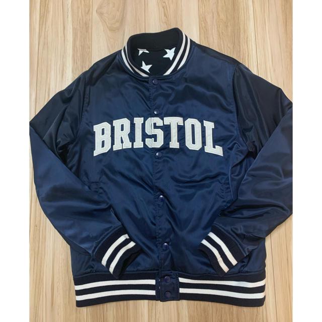 F.C.R.B.(エフシーアールビー)のF.C.Real Bristol スタジャン 値下げ メンズのジャケット/アウター(スタジャン)の商品写真