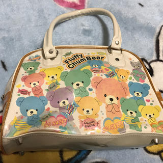 Fluffy chum Bear バック 子供用(その他)