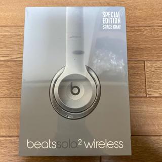 ビーツバイドクタードレ(Beats by Dr Dre)のbeats solo2 wireless special edition(ヘッドフォン/イヤフォン)