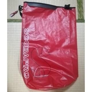 スキューバプロ(SCUBAPRO)のダイビング 最終お値下げ☆スキューバプロ ウェットスーツ バッグ(マリン/スイミング)