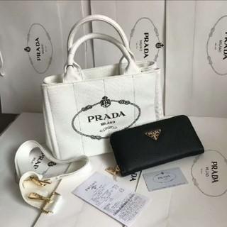 PRADA - プラダカナパSサイズお財布セット