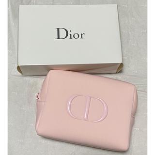 Dior - ★新品未使用★ ディオール 2020限定 ふわふわ ポーチ コスメケース