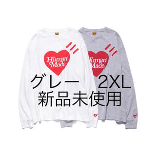 Supreme - HUMAN MADE × Girls Don't Cry ロンT グレー 2XL