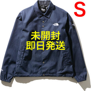THE NORTH FACE - GTX Denim Coach Jacket Sサイズ NP12042