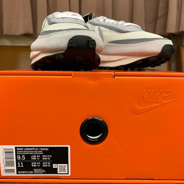 NIKE(ナイキ)の保留 メンズの靴/シューズ(スニーカー)の商品写真