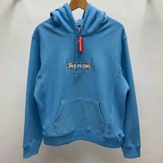Supreme - SupremeBandana BoxLogo Hooded Sweatshirt