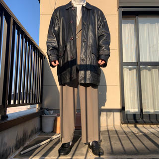 JOHN LAWRENCE SULLIVAN - ヴィンテージ 本革 レザー ジャケット