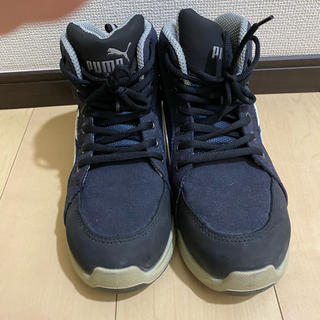 PUMA - PUMA安全靴 プーマ 25.5