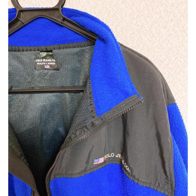POLO RALPH LAUREN(ポロラルフローレン)のPOLO JEANS ジャケット フリース メンズのジャケット/アウター(その他)の商品写真