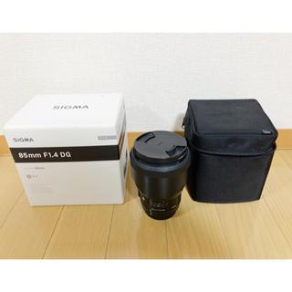 Canon - SIGMA 85mm F1.4 DG HSM art キャノン EFマウント