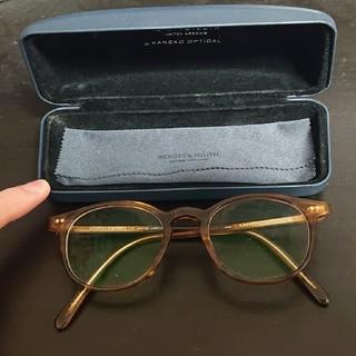 BEAUTY&YOUTH UNITED ARROWS - 金子眼鏡 kaneko optical ビューティ&ユース メガネ