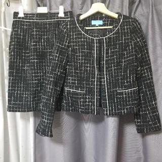PROPORTION BODY DRESSING - ツイードジャケット・スカートのセットアップ