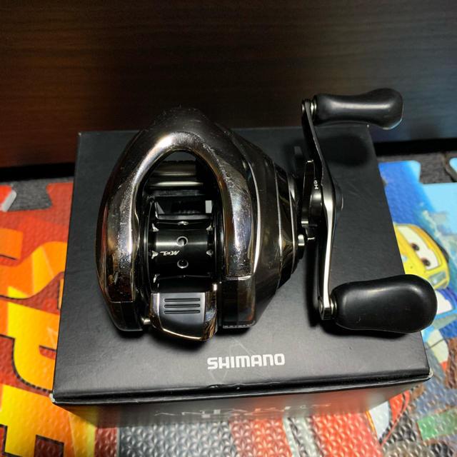 SHIMANO(シマノ)のシマノ 16 アンタレス DCHG スポーツ/アウトドアのフィッシング(リール)の商品写真