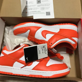 NIKE - 新品 Nike Dunk Low Syracuse 28.5  dunk sb