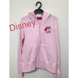 Disney - ディズニーリゾート公式 ミニーちゃんパーカー L