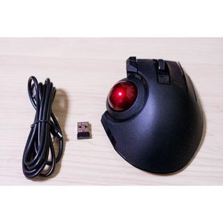 ELECOM - エレコム トラックボールマウス 有線 無線 Bluetoothマウス