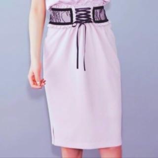 EATME - EATME コルセットライクタイトスカート