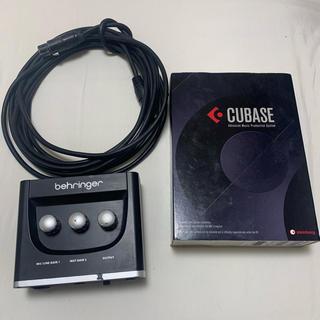 ローランド(Roland)のCUBASEプロ7 3点セット(DAWソフトウェア)