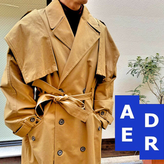 OFF-WHITE - ★19SS★ ADER error TRENCH COAT