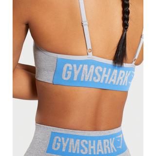 海外セレブもご愛用 Gymshark 新品未使用  レディーススポーツブラ(ベアトップ/チューブトップ)