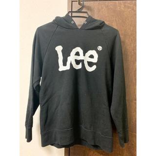 Lee - Lee パーカー ブラック