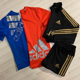 adidas - adidas/ジャージ上下/Tシャツ/キッズ150cm160cm/運動会/子供服