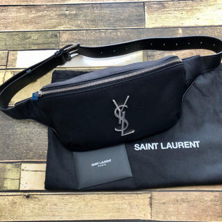 サンローラン(Saint Laurent)の新品 ロゴ サンローラン  モノグラム ボディバッグ ベルトバッグ(ボディーバッグ)