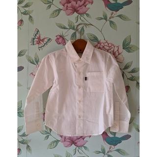 アニエスベー(agnes b.)の未使用。アニエスベー シャツ4ans(Tシャツ/カットソー)