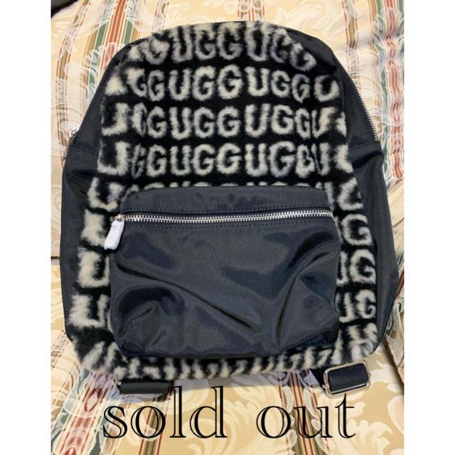 UGG(アグ)のUGG  バックパック レディースのバッグ(リュック/バックパック)の商品写真