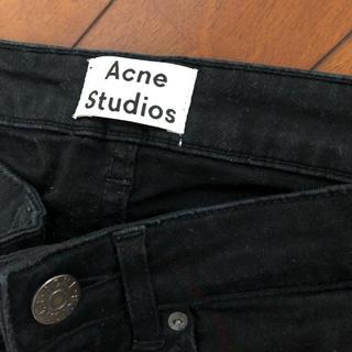 ACNE - 【人気 定番】Acne Studios SKIN 5 BLACK