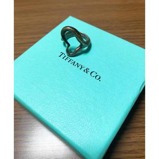 Tiffany & Co. - Tiffany ティファニー リング オープンハート