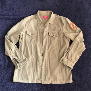 Supreme - アーミーシャツジャケット