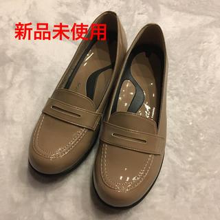 リゲッタ(Re:getA)のリゲッタ快適ウェッジローファーパンプス(ローファー/革靴)